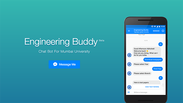 Engineering Buddy Bot